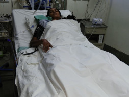23-year-old Shamal needs to undergo a liver transplant to survive