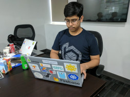Help Bhavya participate in Hack-InOut