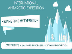Kritika for Antarctica