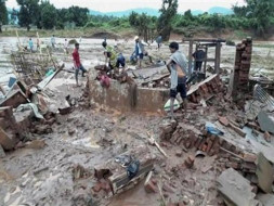 Help For Multiple Flood And Landslides Relief in States of India.