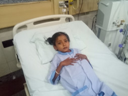 10-year-old Anusha with Cardiac failure urgently needs surgery
