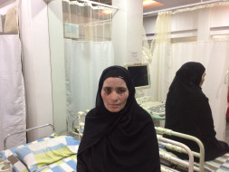 We Need Your Help To Keep Ammi's Heart Beating
