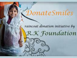 DonateSmiles | Raincoat Donation Drive