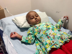Help 3-year-old Nishan fight cancer