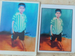 Help Physically Disabled Jagannath To Stand On His Own Legs.