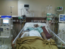 Help Sushma For Her Father's Treatment