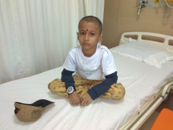Help 7-year-old Anshu fight blood cancer