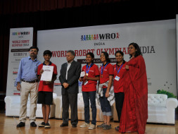 Help India's Robotics teams get to WRO 2017 in Costa Rica
