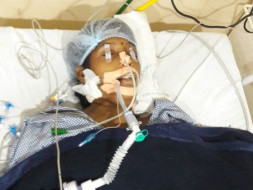 save rajeswari from post delivery complications