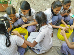 Help us start Prakriti in Hari Nagar Ashram MCD school