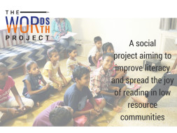 I am fundraising to build interactive reading spaces in low resource schools and learning centers