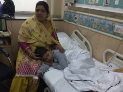 Help 10-year-old Vasudev fight kidney failure