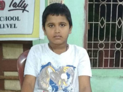Help 11 Year Old Debasish Fight Nerve Damage