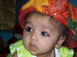 Save Swara 's Life,a 9 Month Old Baby, Help Her Fight Thalassemia