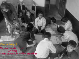 Help To Create Better Learning Environment of Siltona Primary School