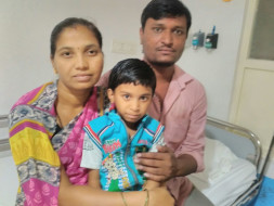 Help 7-year-old Mamatha fight severe heart disease