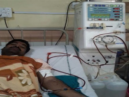 Help Mr Mandar Subhash Pawase Suffering From Chronic Kidney Disease.