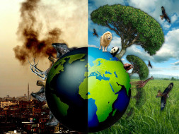 Help in Environmental Protection