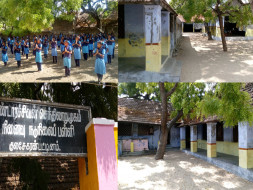 Contribute For School Building