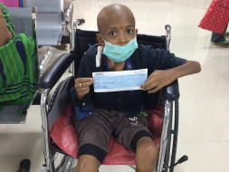 Help 13-Year-Old Aravindu Fight Cancer