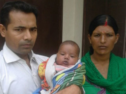 Help 3-month-old Baby Vikram fight a severe heart disorder