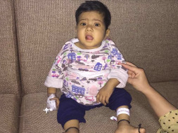 Help 4-month-old Sadia fight liver failure