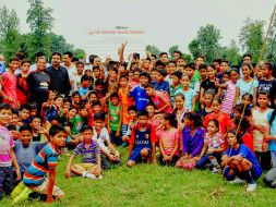 Help kids of Rishikesh to Start Sports Revolution in India