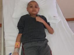 Need money for Bone Marrow transplant for Devansh Tripathi