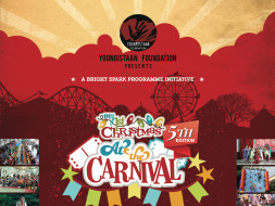 Carnival for 400 Underprivileged Children