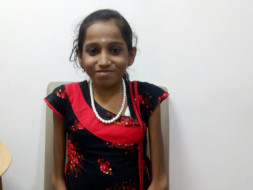 Help 14-year-old Peyusha fight a severe liver disease