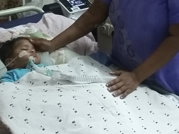 Help 11-Month-Old Sai Fight Brain Disease