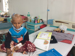Help 6-Year-Old Arnab need operation