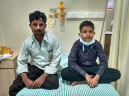 12-year-old Yunus is fighting a severe blood disorder and needs help
