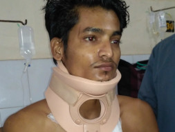 Help Shahrukh Hussain to Stand on His Spine
