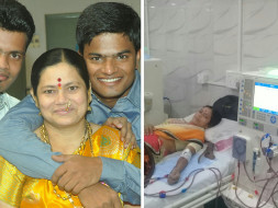Help My mother to fight kidney failure