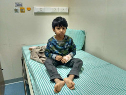 Help 7-year-old Owais fight a life threatening disease