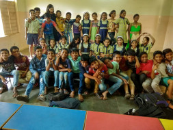 Better, Brighter Education for 6th standard Bibvewadi students