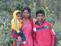Help Pratima Start a New Life