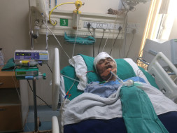 Help My Best Friend Recover From A Terrible Road Accident