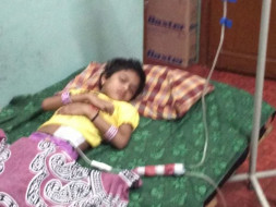 Help Vaishnavi suffering from Chronic Kidney Disease stage IV