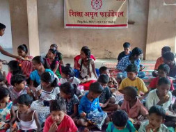 Education Of Underprivileged Children Living In The Slums