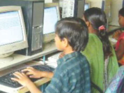 Help us make  computer education accessible to the Tribal children