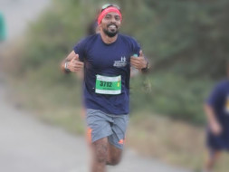 "Hiral Barot's RUN for ""SHARING SMILE FOUNDATION """