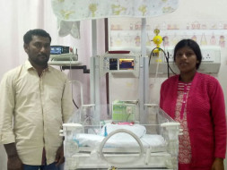 Help Shobha's baby who was born premature and is now in the ICU