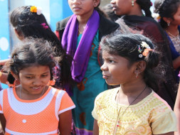 Help 130 Needy Girl Children