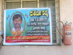 Help G.v. Raju's Family For Their Survival