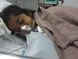 Sadia khan patient of chronic kidney failure diseases