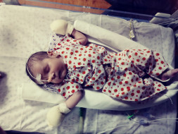 15 days old B/o Niti Need your help to live