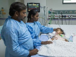 After Losing 3 Children, Jaswanth's Parents Are Fighting To Save Him