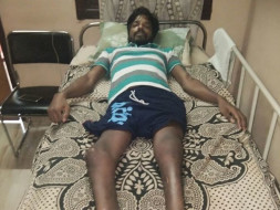 Help Manjunath - Bed ridden from Past 13yrs to Walk